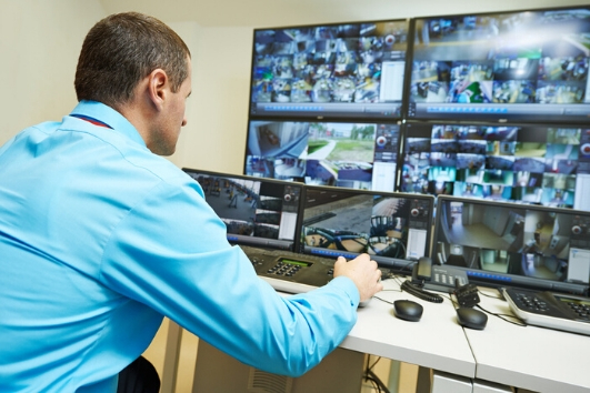 Commercial Access Control - Back to Base Monitoring Image